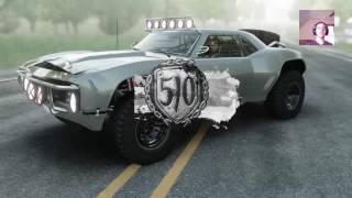 Muscle car mayhem| the crew ep.3