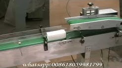 CIL FT-A-D facial tissue paper production full line full auto box drawing
