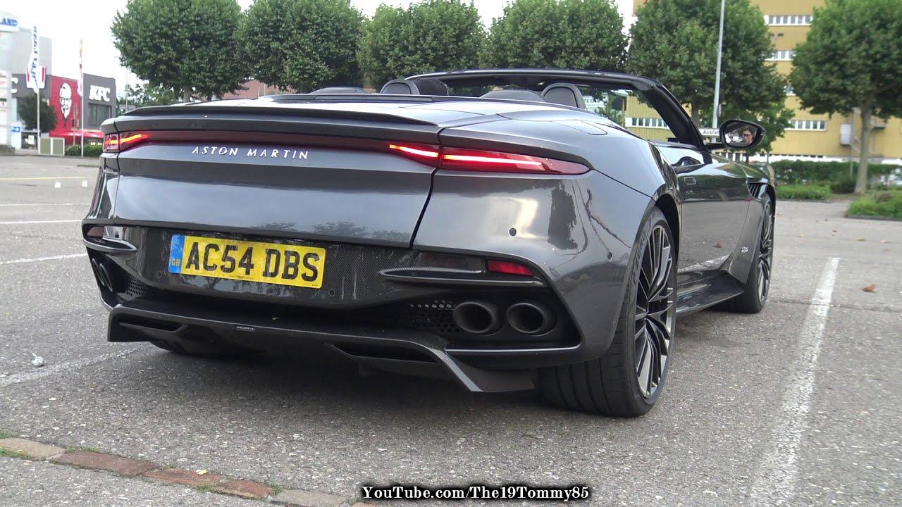 2020 Aston Martin DB9 Specs