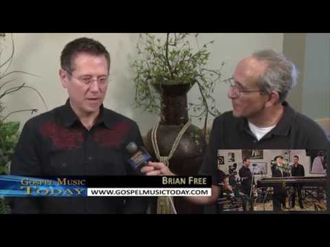 Brian Free on Gospel Music Today 2015
