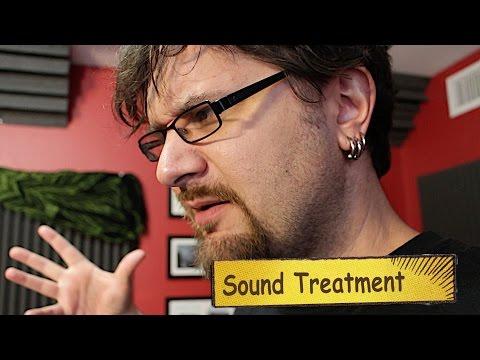 Sound Treatment Panels