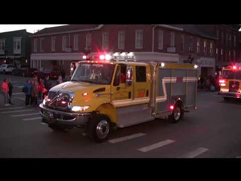 2017 Cambridge Christmas Parade