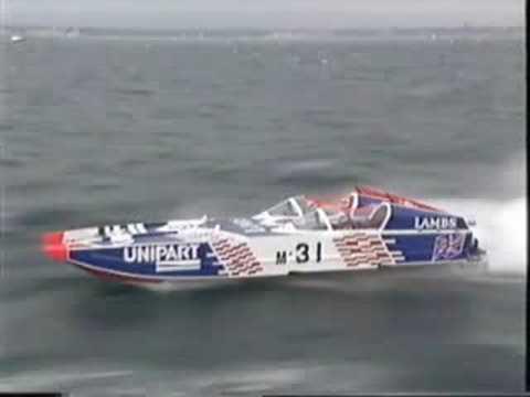 Offshore Powerboat Racing Great Britain UK