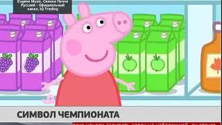 Символ чемпионата. Новости 21/11/2017. GuberniaTV