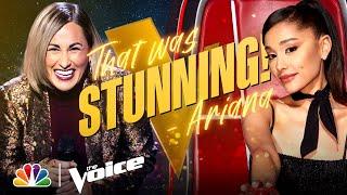 Powerhouse Katie Rae Sings Maren Morris' \