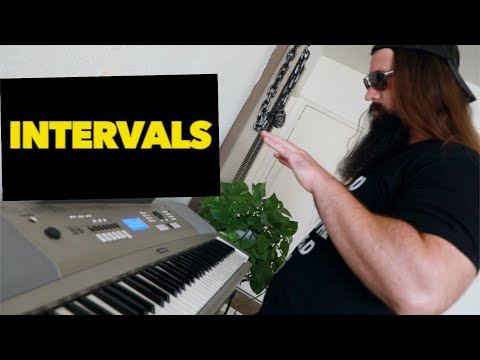Intervals In Music Theory Masterclass