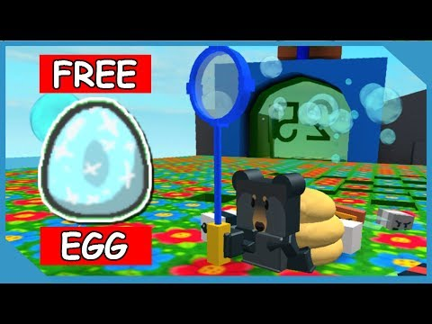 HOW TO GET FREE DIAMOND EGG IN ROBLOX BEE SWARM SIMULATOR