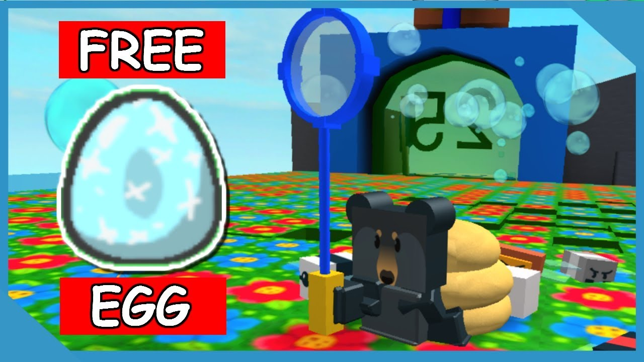 How To Get Free Diamond Egg In Roblox Bee Swarm Simulator Youtube