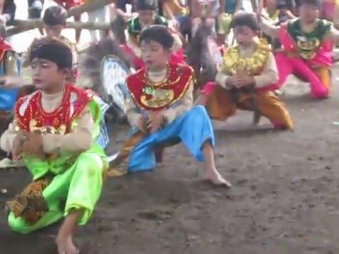 Jathilan Kudho Karenggo feat penari Gandok CC