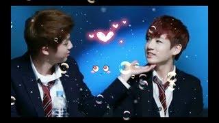 Jin + Kookie