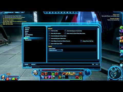 SWTOR - Legacy Title/Surname [HD]
