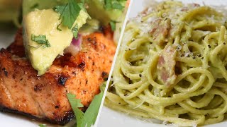Fancy Ways To Eat Avocados •Tasty