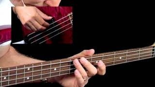 How to Play Blues Bass - #5 12 Bar Blues in G - Bass Guitar Lessons for Beginners