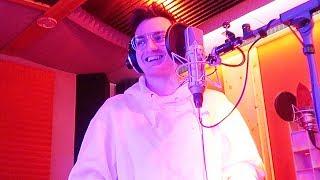 Mein erstes Mal im Musikstudio 🎤   ViscaBarca feat. Adrian Louis