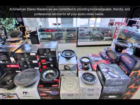 American Stereo Masters | Ontario, CA | Car Audio