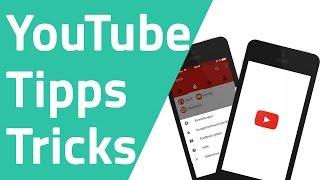 Coole YouTube Tipps und Tricks