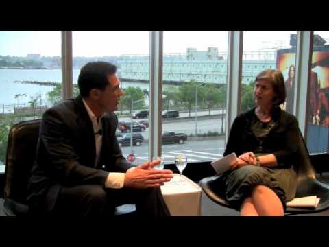 Hotelier André Balazs talks to Architects paper part 1of 5