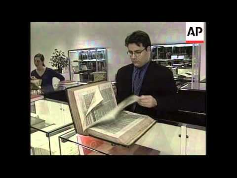 Christie's plans to auction off rare books