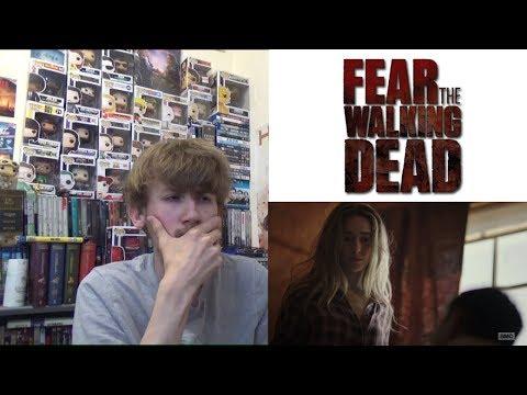 Fear The Walking Dead Season 3 Episode 5 - 'Burning In Water, Drowning In Flame' Reaction