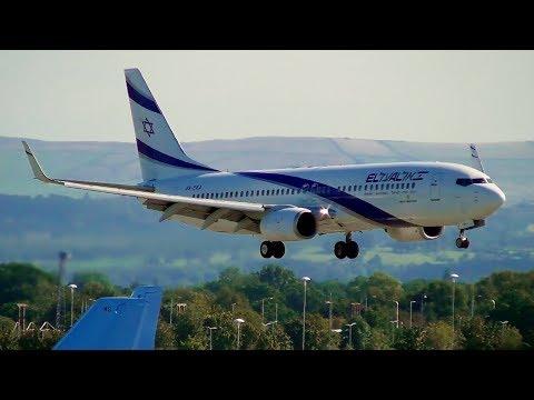 Plane Spotting at Manchester Airport MAN/EGCC | 17th September 2019