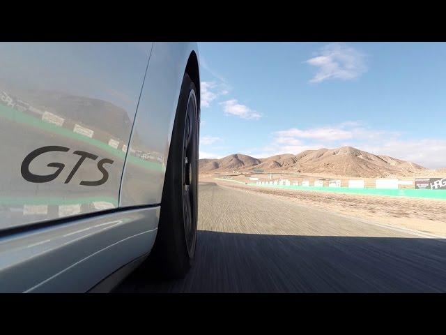 Axel Stein checkt den neuen Porsche Carrera GTS - GRIP - Folge 305 - RTL2