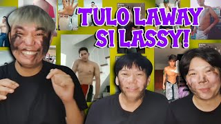 [REUPLOAD] INVISIBLE TIKTOK BOYS REACTION VIDEO WITH A TWIST (TULO LAWAY SI LASSY AND MC)
