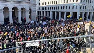 Pro-gun rally in Virginia ends peacefully