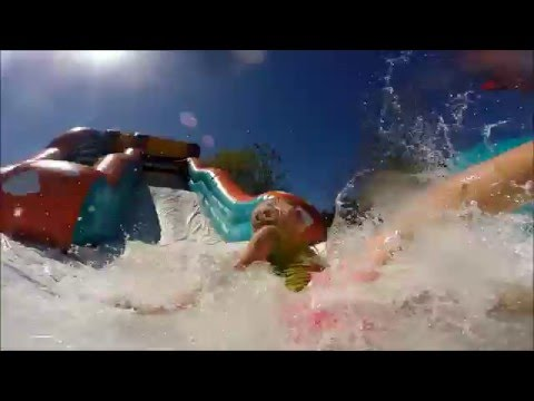 GoPro & Waterslide