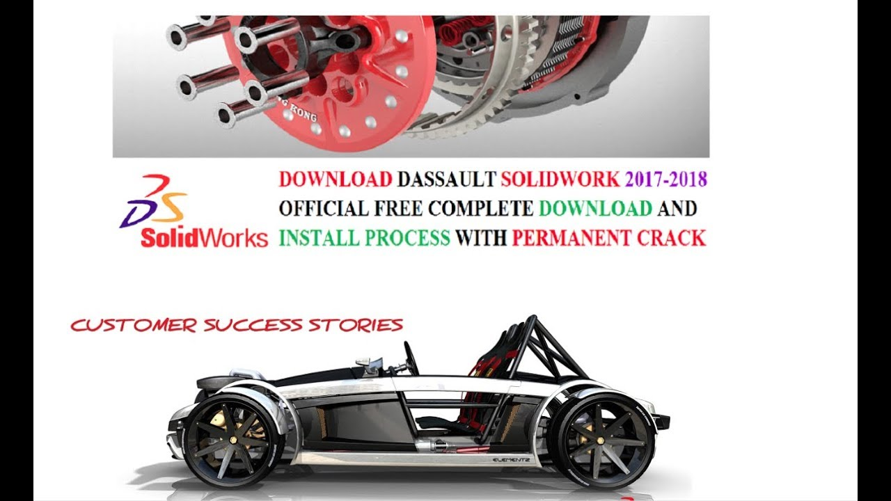 How to Download and Install Solidworks Official + Crack 2017-2018 in Hindi  with English Subtitle