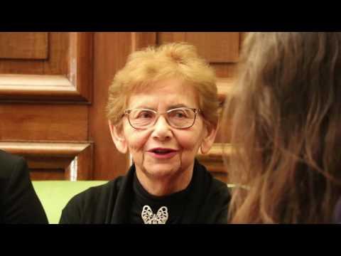 Dagmar Lieblová entrevistada por SCQ+2017 17.12.2016