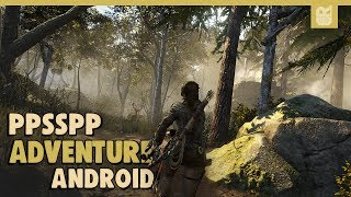 Download lagu 5 Game PSP Adventure Terbaik 1GB | PPSSPP Emulator
