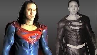 Почему не вышел Супермен с Николасом Кейджем
