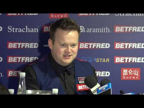 Shaun Murphy through to 2nd Round to face Ronnie O'Sullivan