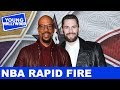NBA All-Stars Play NBA Rapid Fire!