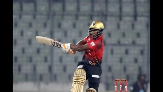 All Six and Four Sylhet Sixers vs Comilla Victorians    16th Match    Edition 6    BPL 2019