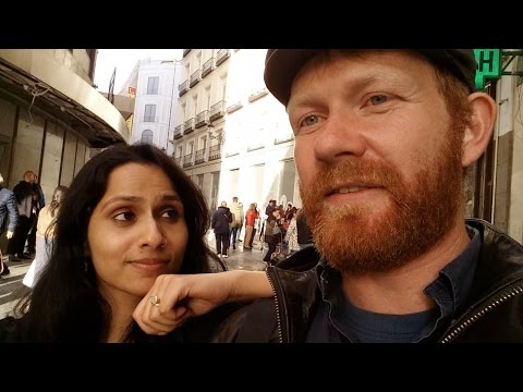 Typical Spanish Food in Madrid – with Ishita, the Globetrotting Cupcake