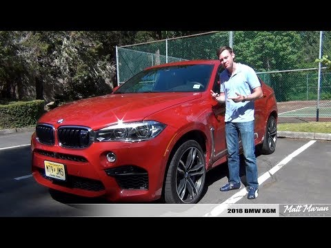 Review: 2018 BMW X6M - Is It Worth 120K?