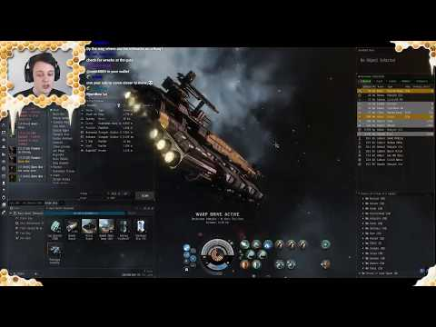 Rorqual Solo PvP - First Time