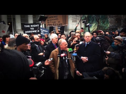 Chris Hedges On Bradley Manning Being Sentenced to 35 Years in Prison