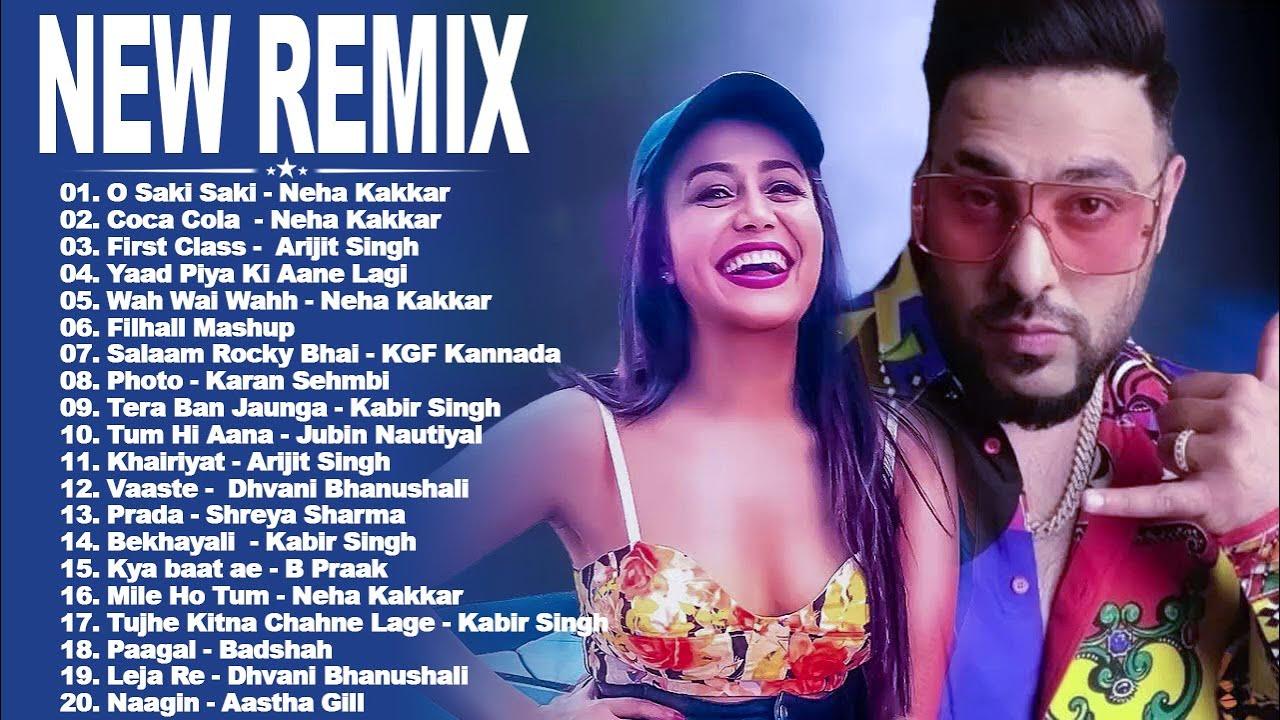 Latest Bollywood Non-stop DJ Remix 2021| Neha Kakkar_Guru Randhawa Tik Tok Mashup Dance songs 2020