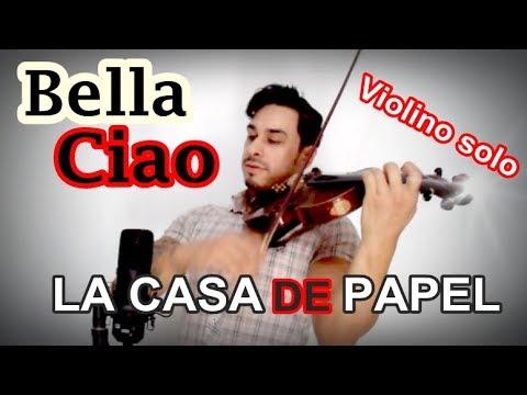 Bella Ciao - La Casa de Papel by Douglas Mendes Violin Cover