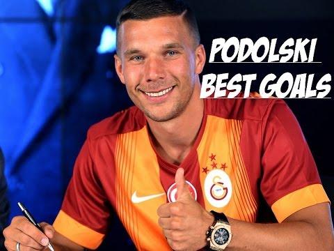 Lukas Podolski best goals