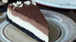 One of Home Cooking Adventure's most viewed videos: Nutella Cheesecake Recipe