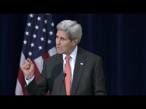 Overseas Security Advisory Council's Annual Briefing with Secretary Kerry