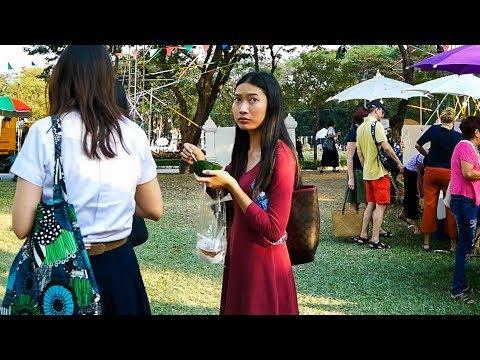 Thailand Tourism Festival 2018 - Bangkok VLOG 32