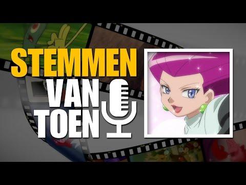 De Nederlandse stem van 'Jessie' uit Pokémon