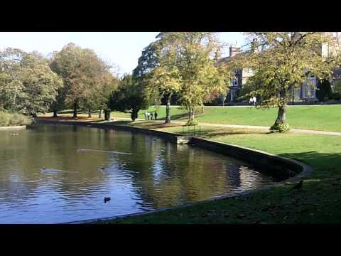 Pavilion Gardens, Buxton, Derbyshire.