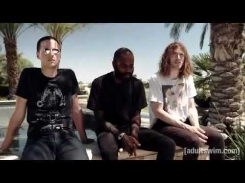 Death Grips Interview—April 2012