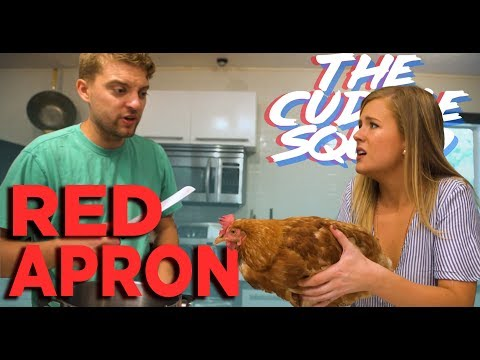 Red Apron | The Cuddle Squad