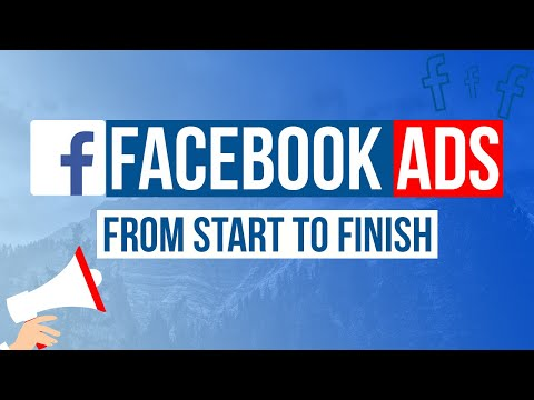 Facebook Ads Tutorial in 2020 | How To Create Facebook Ads - THE ABSOLUTE BEGINNER'S GUIDE thumbnail